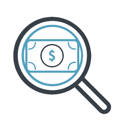 PPC Advertising Magnifying Glass
